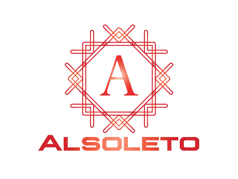 Alsoleto Logo Designed by iGeekTeam