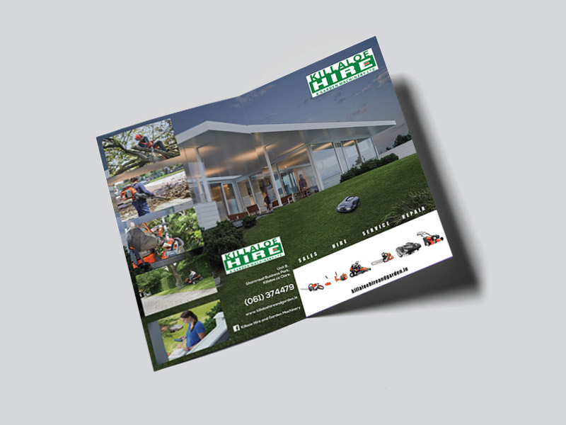 Brochure Designed by iGeekTeam
