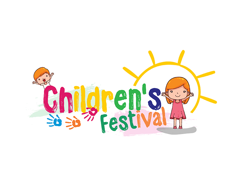 Childrens Festival Logo Designed by iGeekTeam