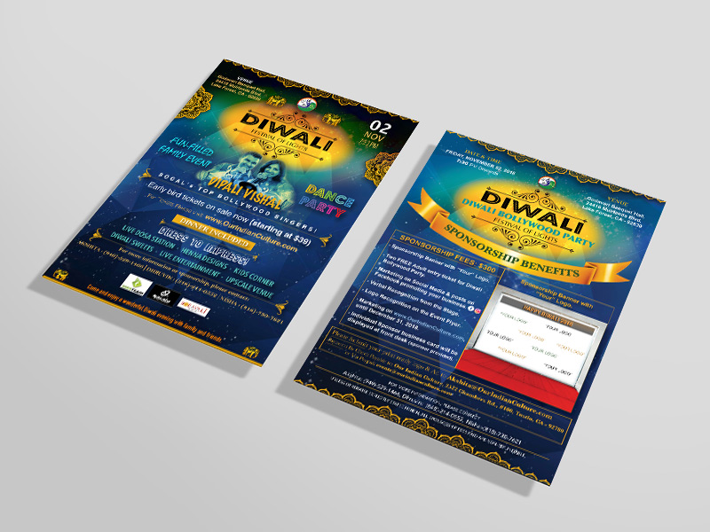 Signs, Flyers & Posters Graphic Design Company iGeekTeam