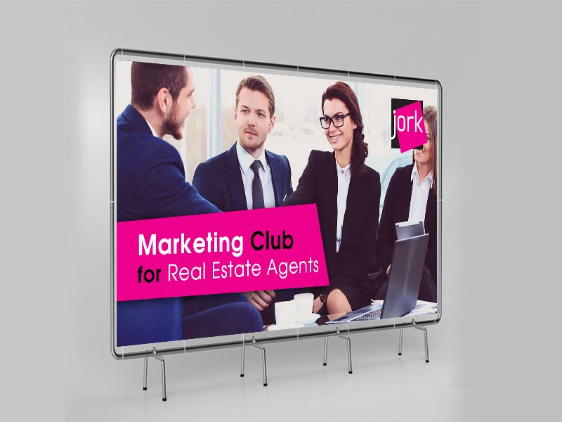 Marketing Club Banner Designed by iGeekTeam