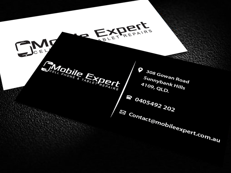 Business card Graphic Design Company iGeekTeam