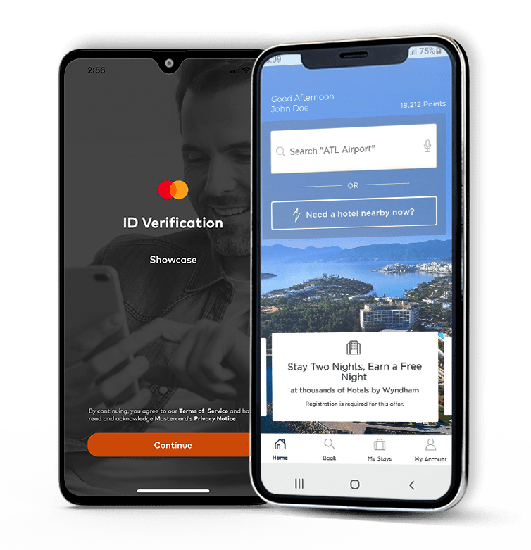 Mastercard ID Verification App Designed by iGeekTeam