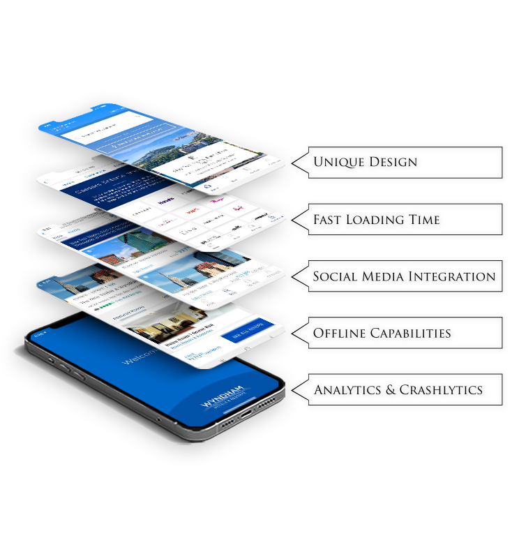 Mobile Apps with offline capabilities from iGeekTeam